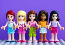 Bajkowy klimat Lego Friends