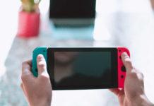 Nintendo Switch pod choinkę – dobry pomysł dla dziecka.